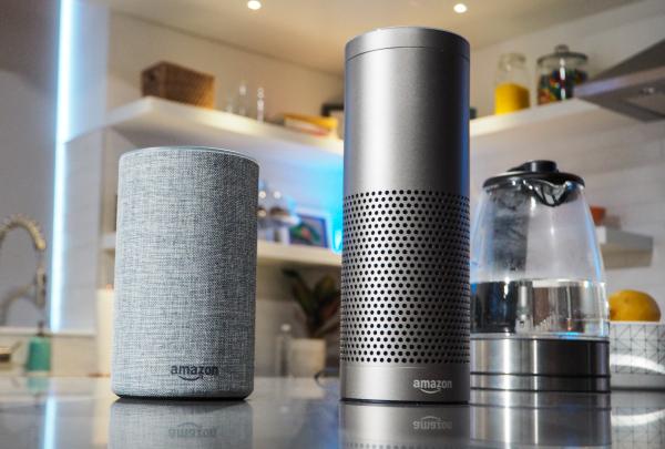 Amazon Echo Plus Annunci Amazon Seattle 2017