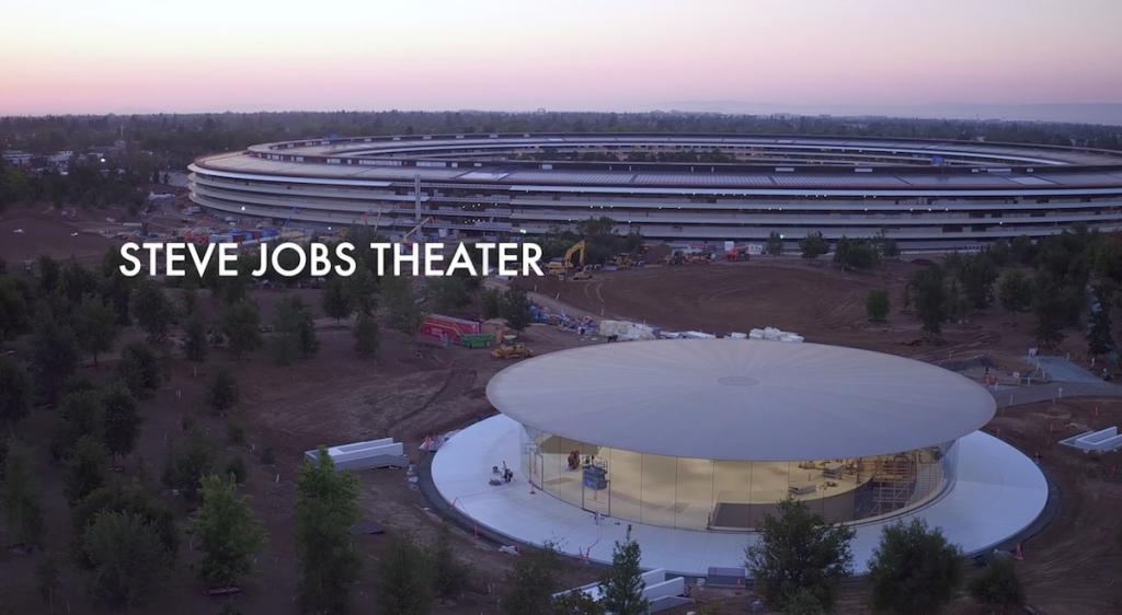 evento apple Steve Jobs Theater