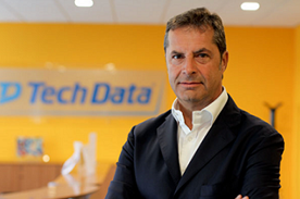 Fabrizio Frattini,i Sales Manager Azlan Enterprise di Tech Data Italia