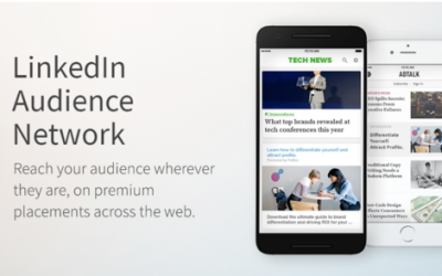 LinkedIn Audience Network lo strumento per il marketing