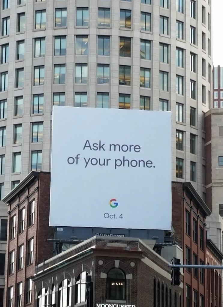 Google Pixel 2 l'annuncio il 4 ottobre