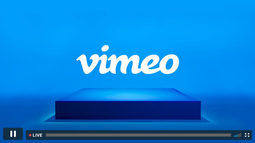vimeo livestream