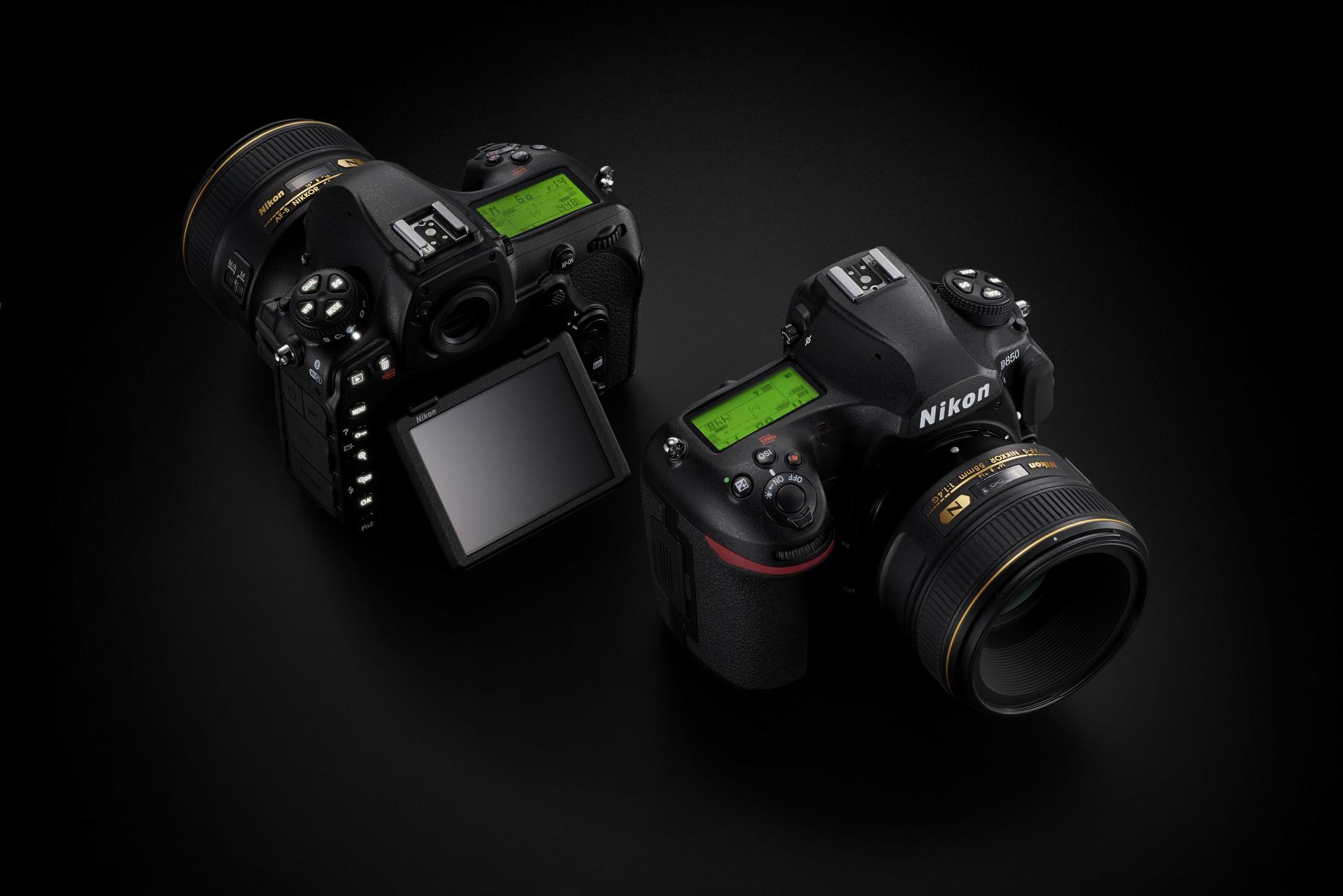Nikon D850, la reflex digitale ad alta flessibilità