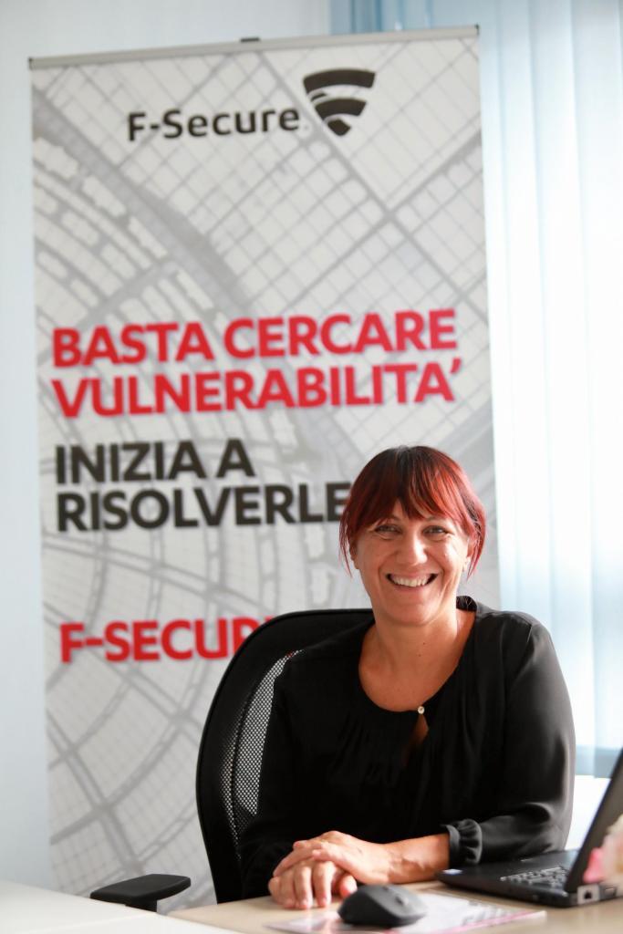 Carmen Palumbo F-Secure