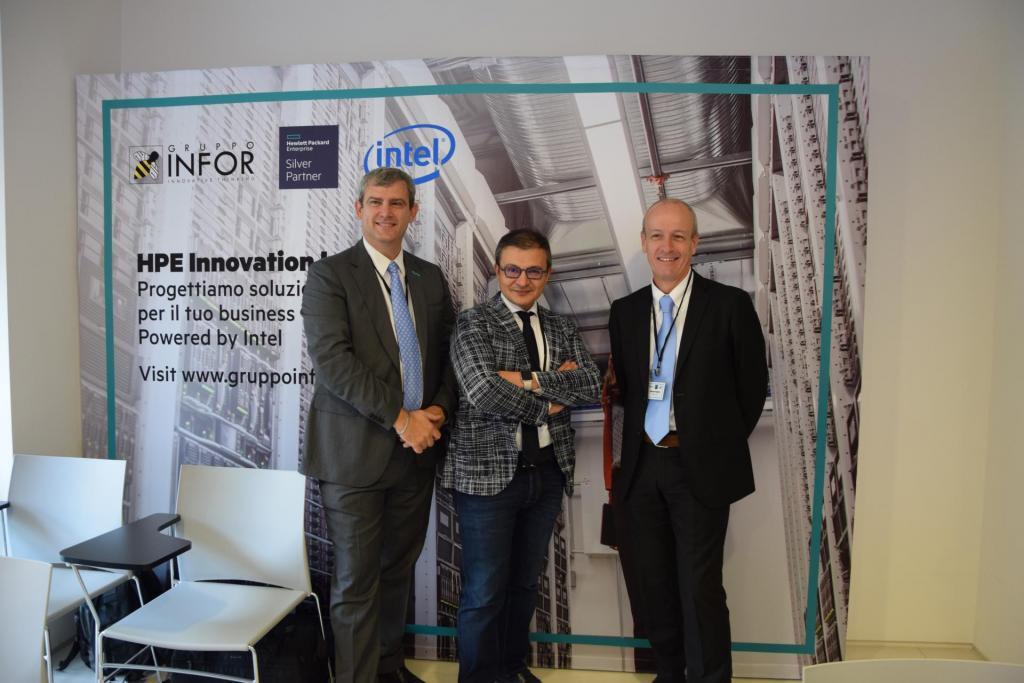 Infor HPE Innovation Lab