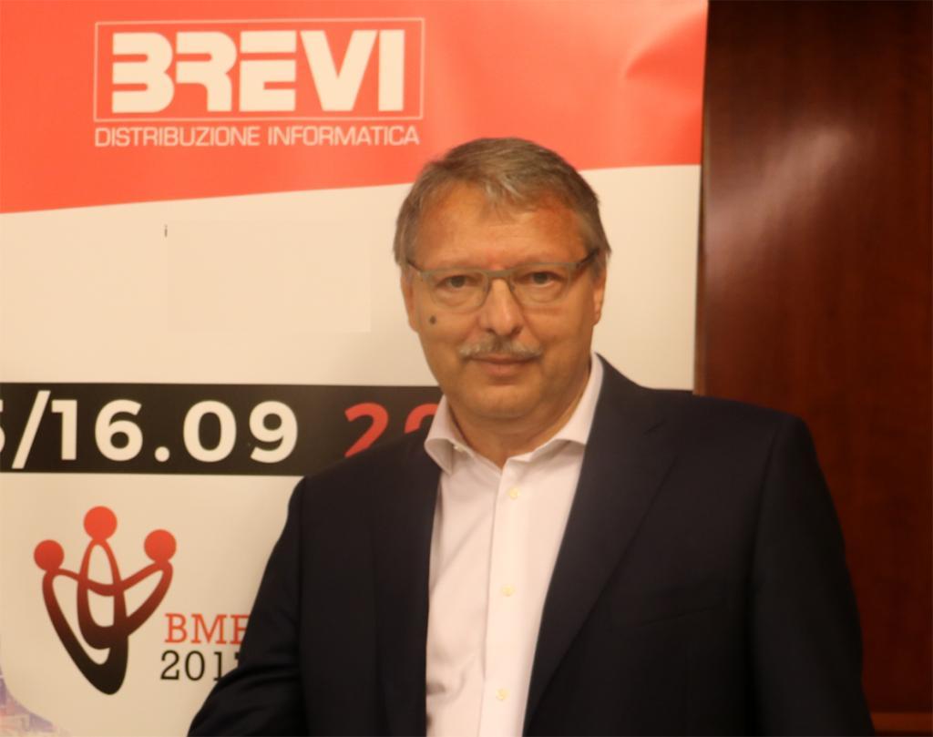 Giambattista Brevi, Presidente Brevi Spa