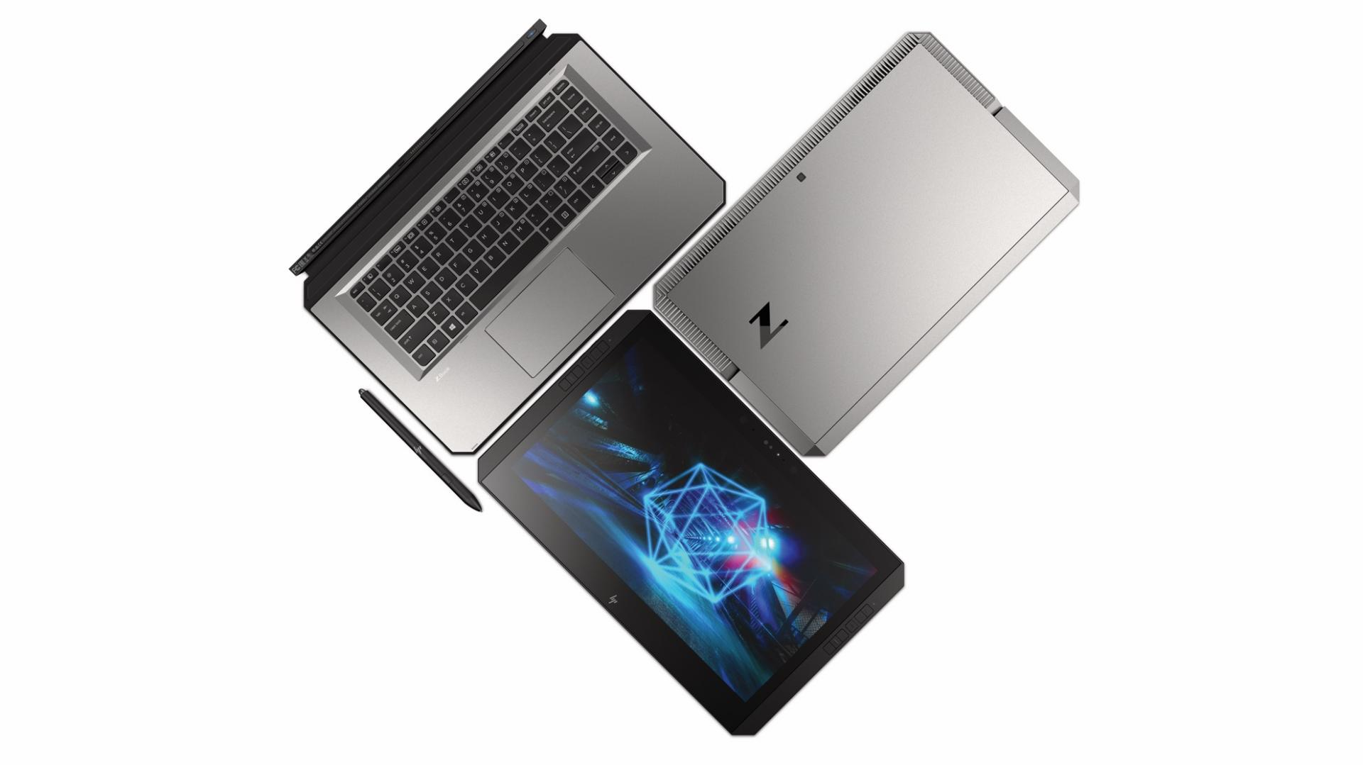 HP ZBook x2 caratteristiche