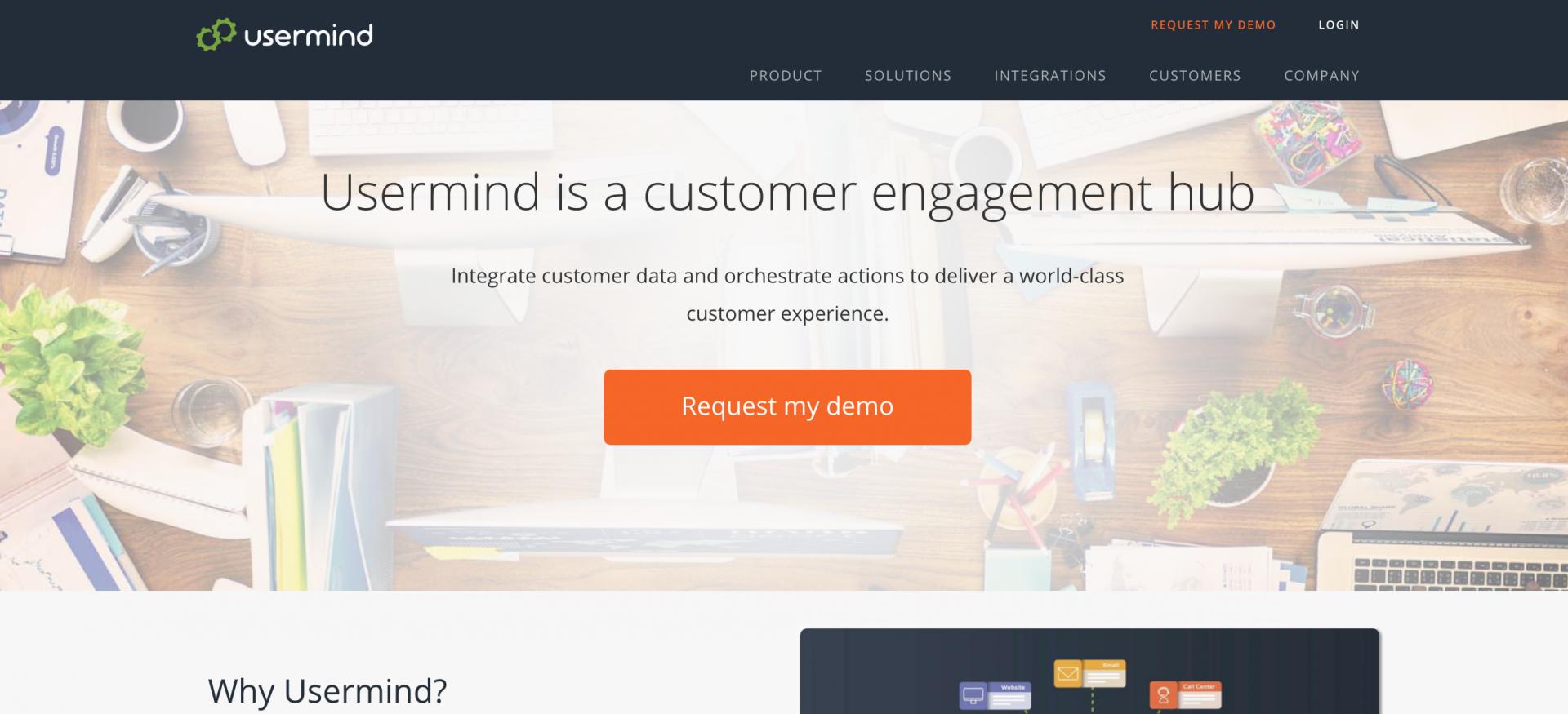 startup più innovative nel software per il 2018 usermind