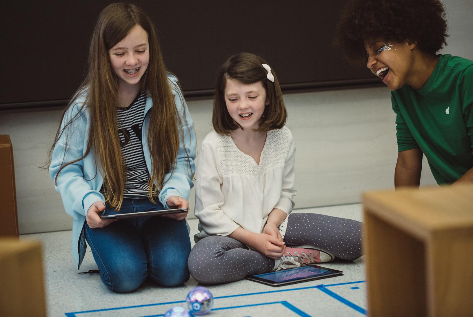 Lezioni di programmazione-gratuite da Apple per la Code Week Europea
