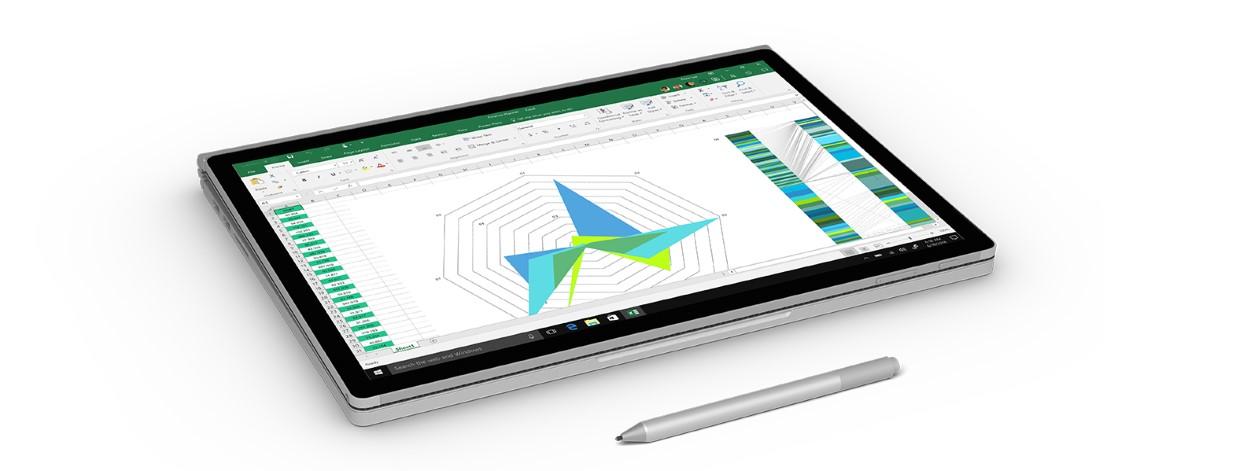 Il nuovo Microsoft Surface Book 2