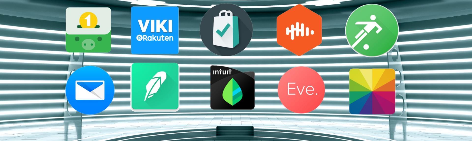 Le migliori app Android del 2017, secondo Google
