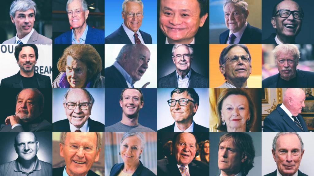 Persone più ricche del mondo 2017