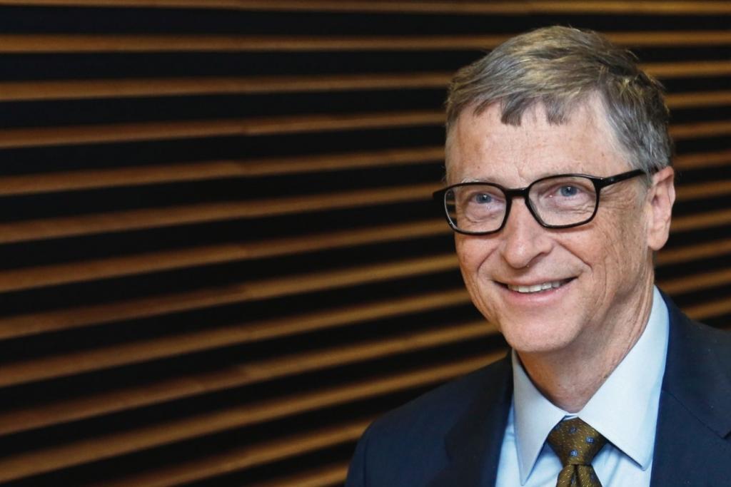 Le persone più ricche del mondo 2017 - Bill Gates