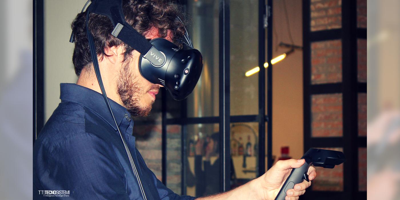 Immerxive nuova startup innovativa nella compagine di TT Tecnosistemi