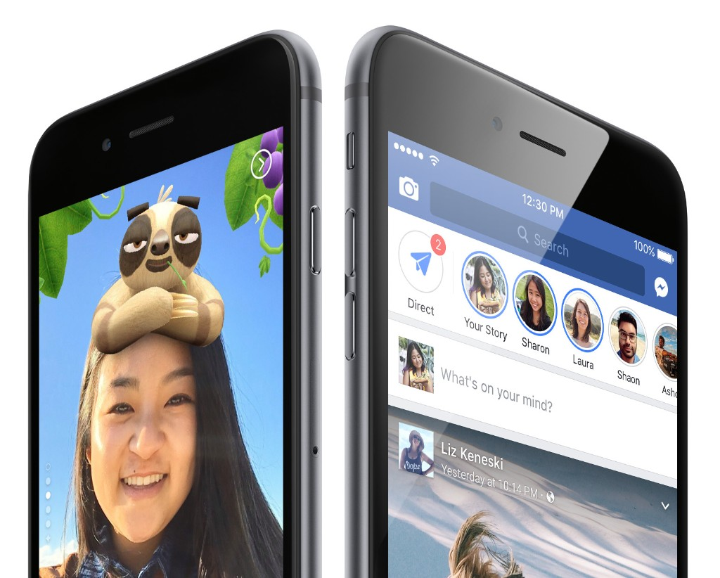 Instagram Stories lancia i post incrociati su Facebook Stories
