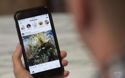 Su Instagram arriva la nuova anteprima delle stories e lo stop-motion