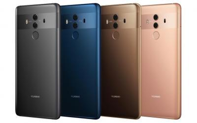 Huawei Mate 10 Pro, il prezzo dello smartphone con l'intelligenza artificiale