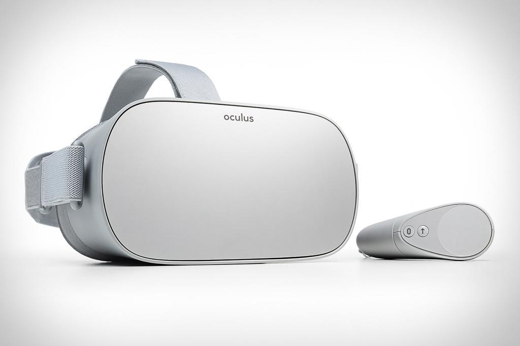 Oculus Go a 199 dollari