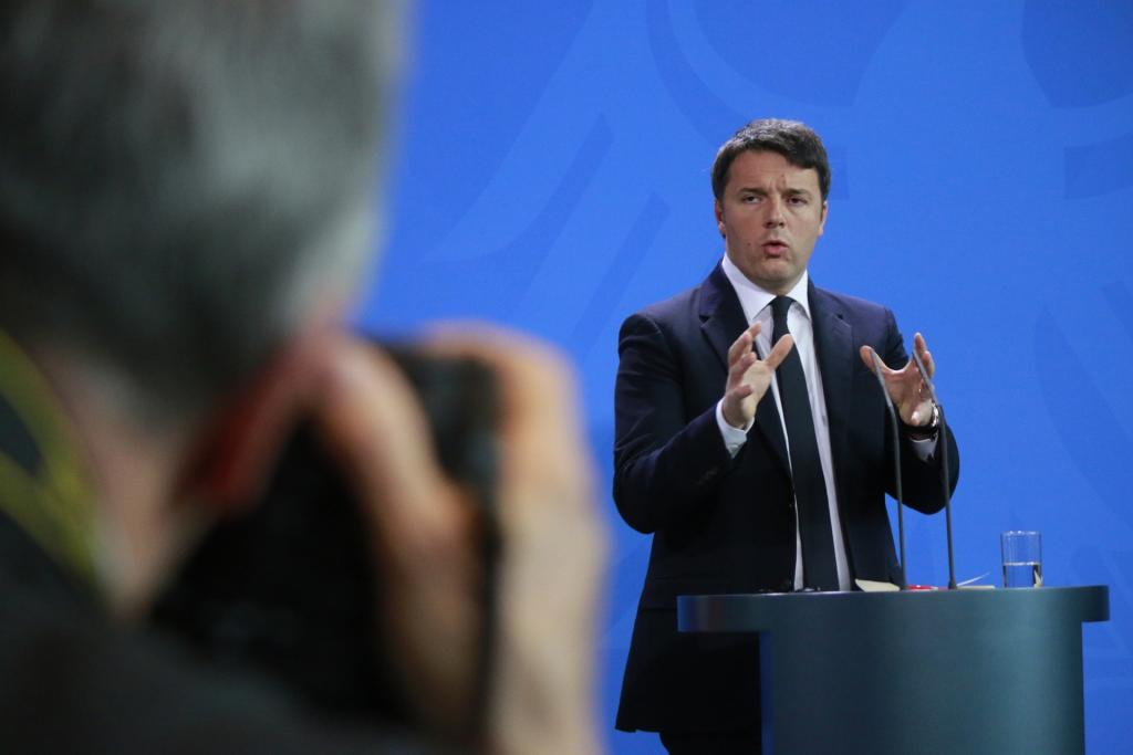 Fake News Elezioni Italiane Matteo Renzi