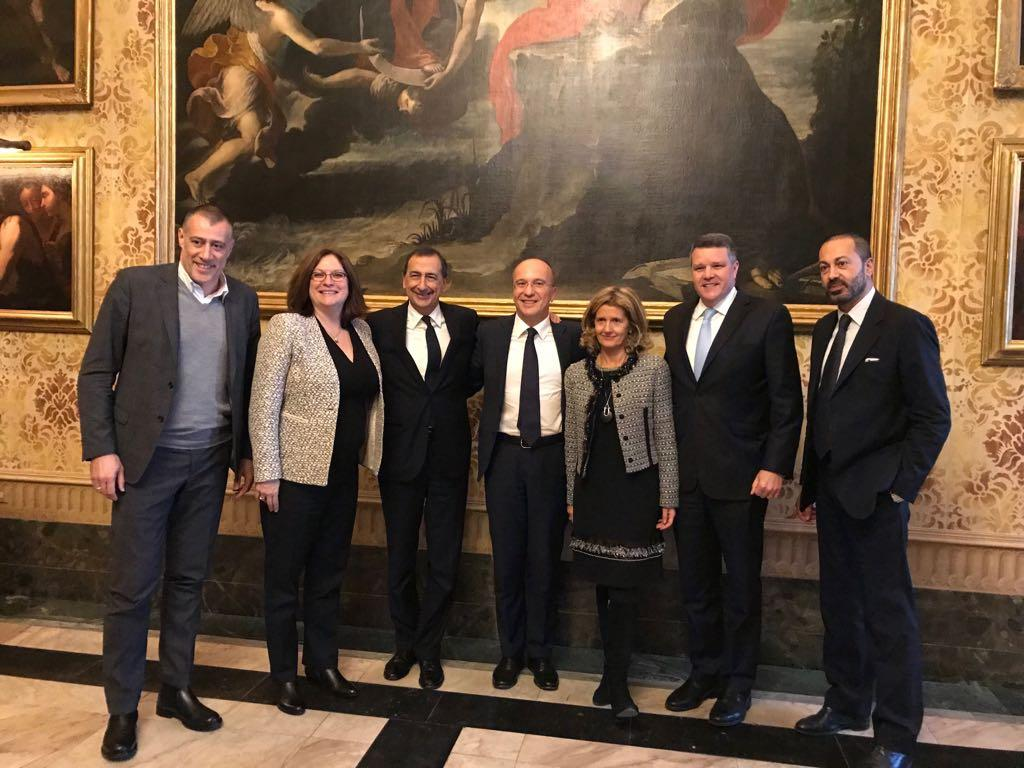 Safer Milan Cisco Comune di Milano