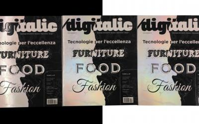 Digitalic n. 67: Furniture, Food, Fashion – Tecnologie per le eccellenze