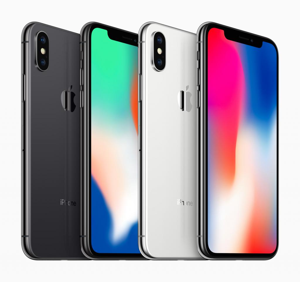 Migliori smartphone al mondo: Apple iPhone X
