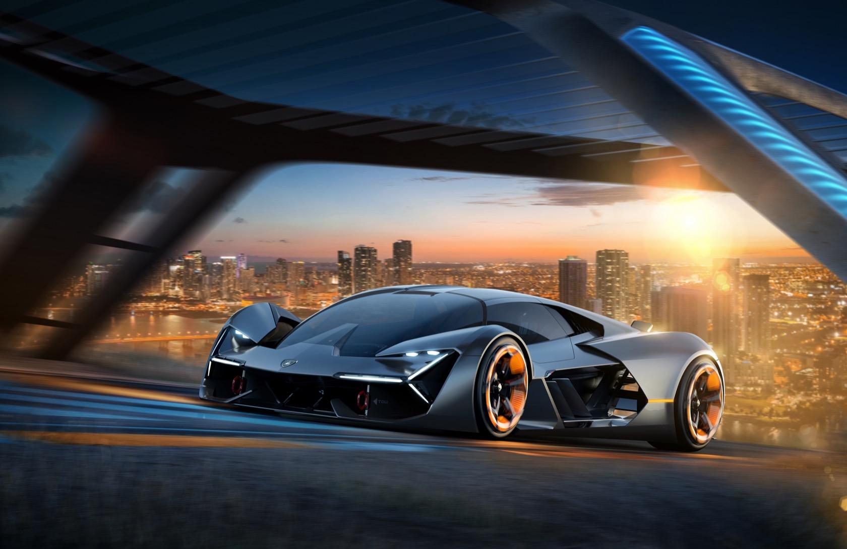 Lamborghini Terzo Millennio, la supercar elettrica fatta con il MIT