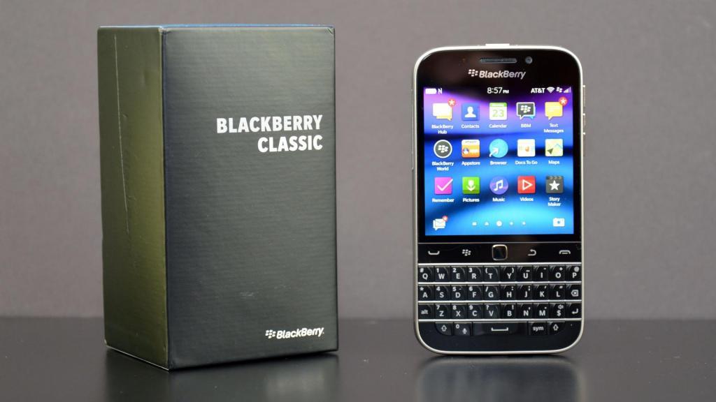I 20 migliori smartphone al mondo: BlackBerry Classic
