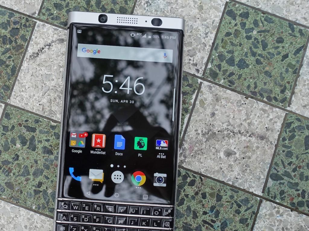 I 20 migliori smartphone al mondo: BlackBerry KeyOne