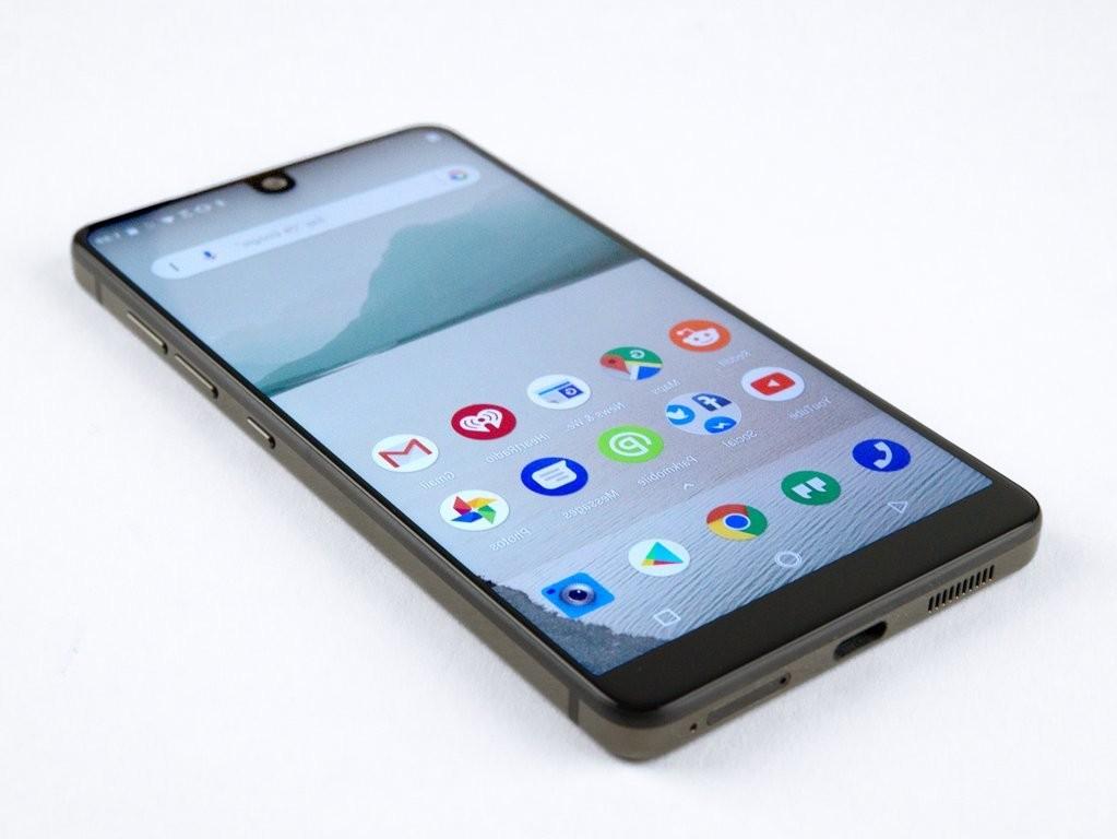 Migliori smartphone al mondo: Essential Phone