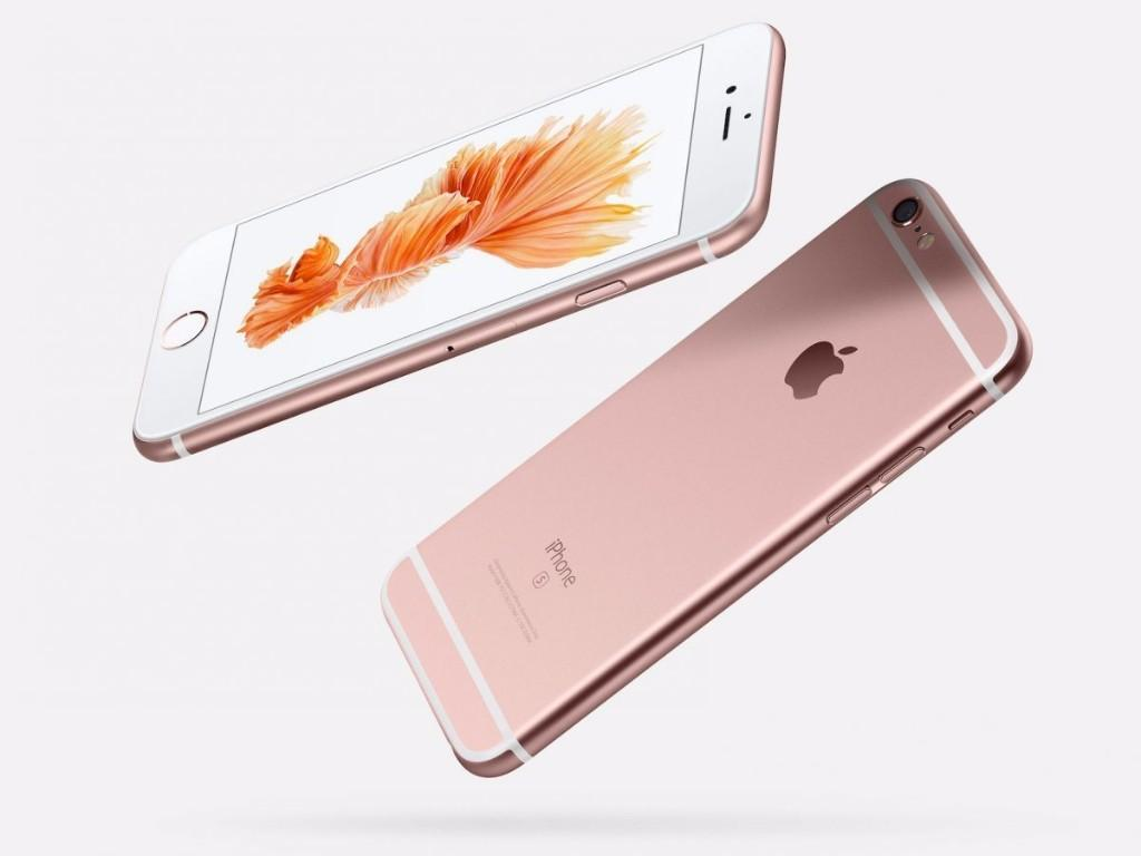 Migliori smartphone al mondo: Apple iPhone 6s