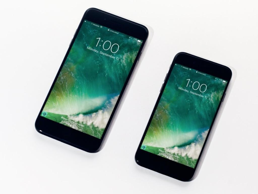 Migliori smartphone al mondo: iPhone 7 e 7Plus