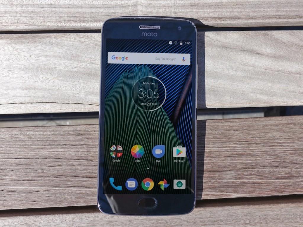 Migliori smartphone al mondo: Motorola G5