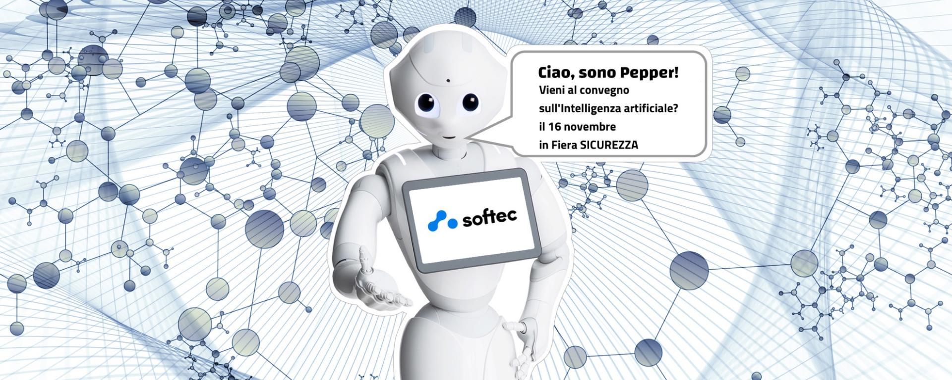 Convegno L'intelligenza artificiale per la sicurezza 16/11/17