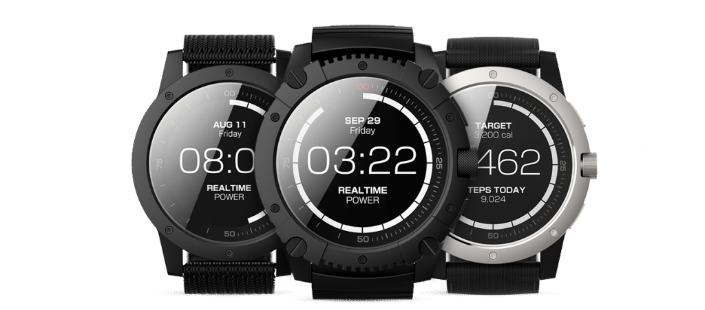PowerWatch lo smartwatch alimentato dal calore del corpo