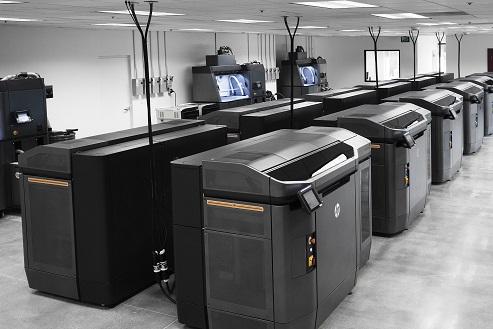 HP Jet Fusion 3D 4210: la stampa 3D si fa industriale