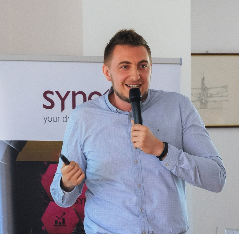Vadim Comanescu, CEO Syneto