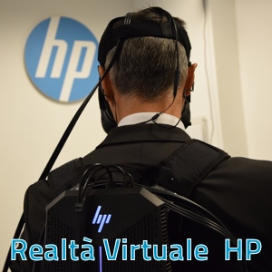HP realtà Virtuale