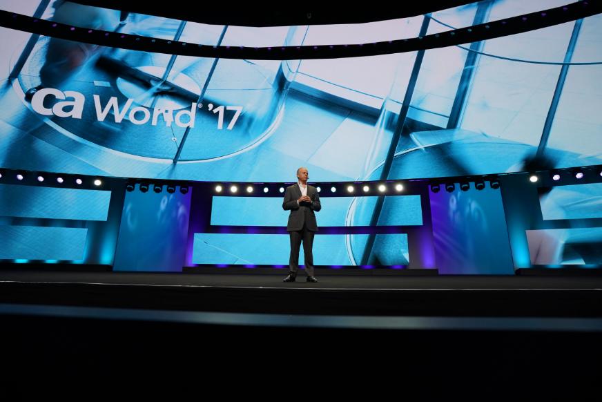 Mike Gregoire a CA World '17: l'accento sull'intersezione tra innovazione e capacità esecutiva