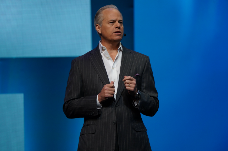 caworld17 Mike Gregoire Ceo CA Technologies