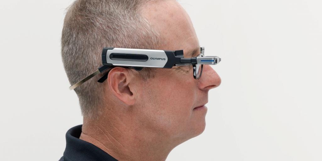 olympus EyeTrek - Insight EI-10