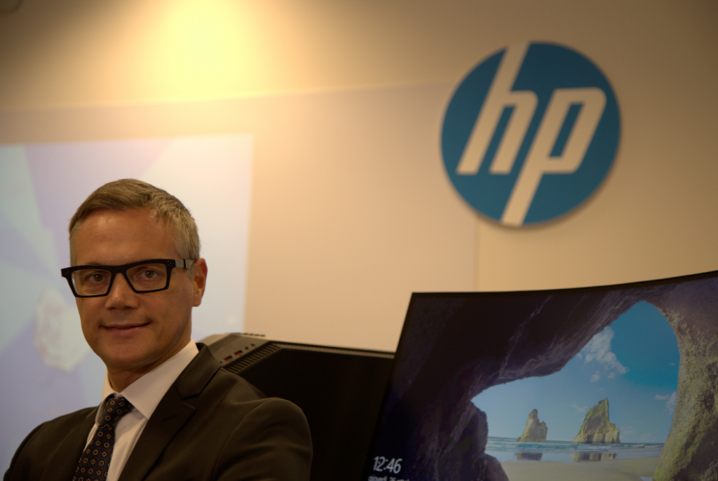 Giampiero Savorelli, General Manager Personal Systems di HP Italy