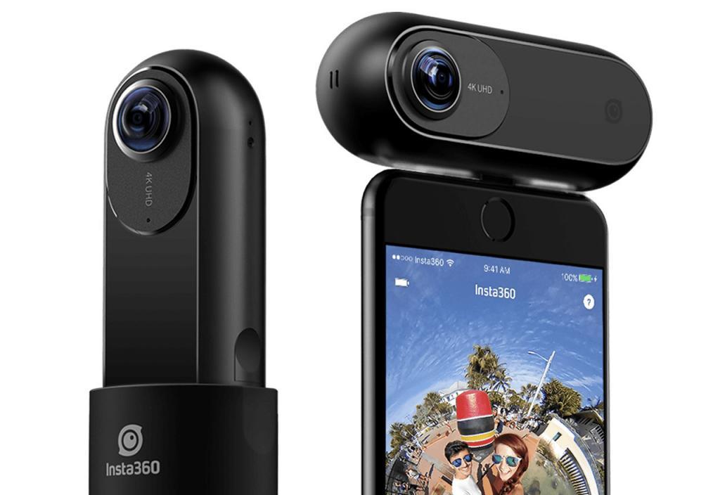 Insta360 One la fotocamera a 360° con una sorpresa utile