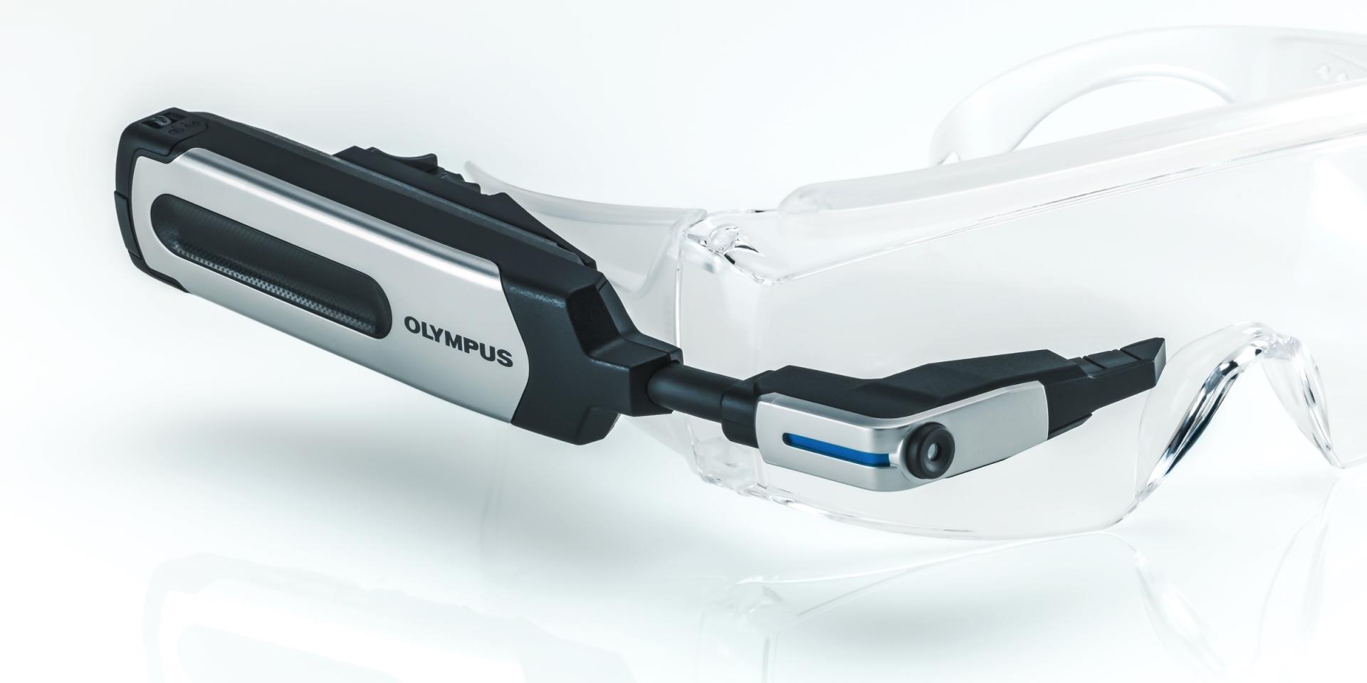 Olympus crea EyeTrek – Insight EI-10 gli smartglass open-source da $1.500