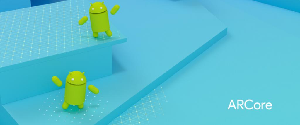 google dismette Tango a favore di ARCore AI android