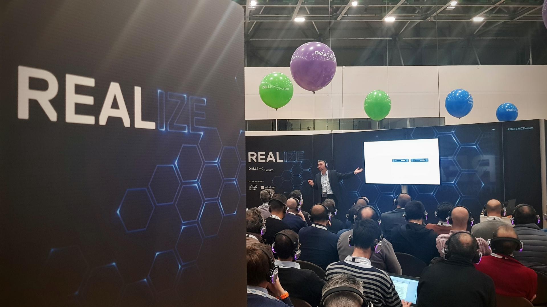 Dell Emc Forum 2017, un anno dopo la fusione