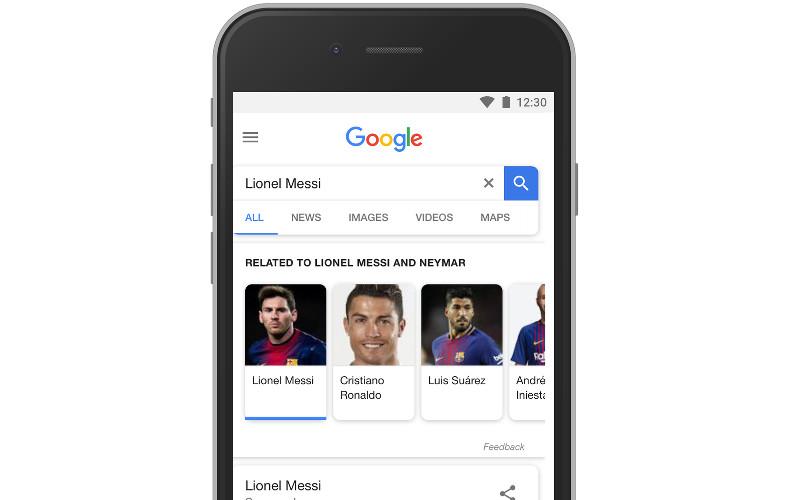 Aggiornamenti Google Search