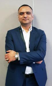 Dheeraj Pandey. Ceo e fondatore di Nutanix