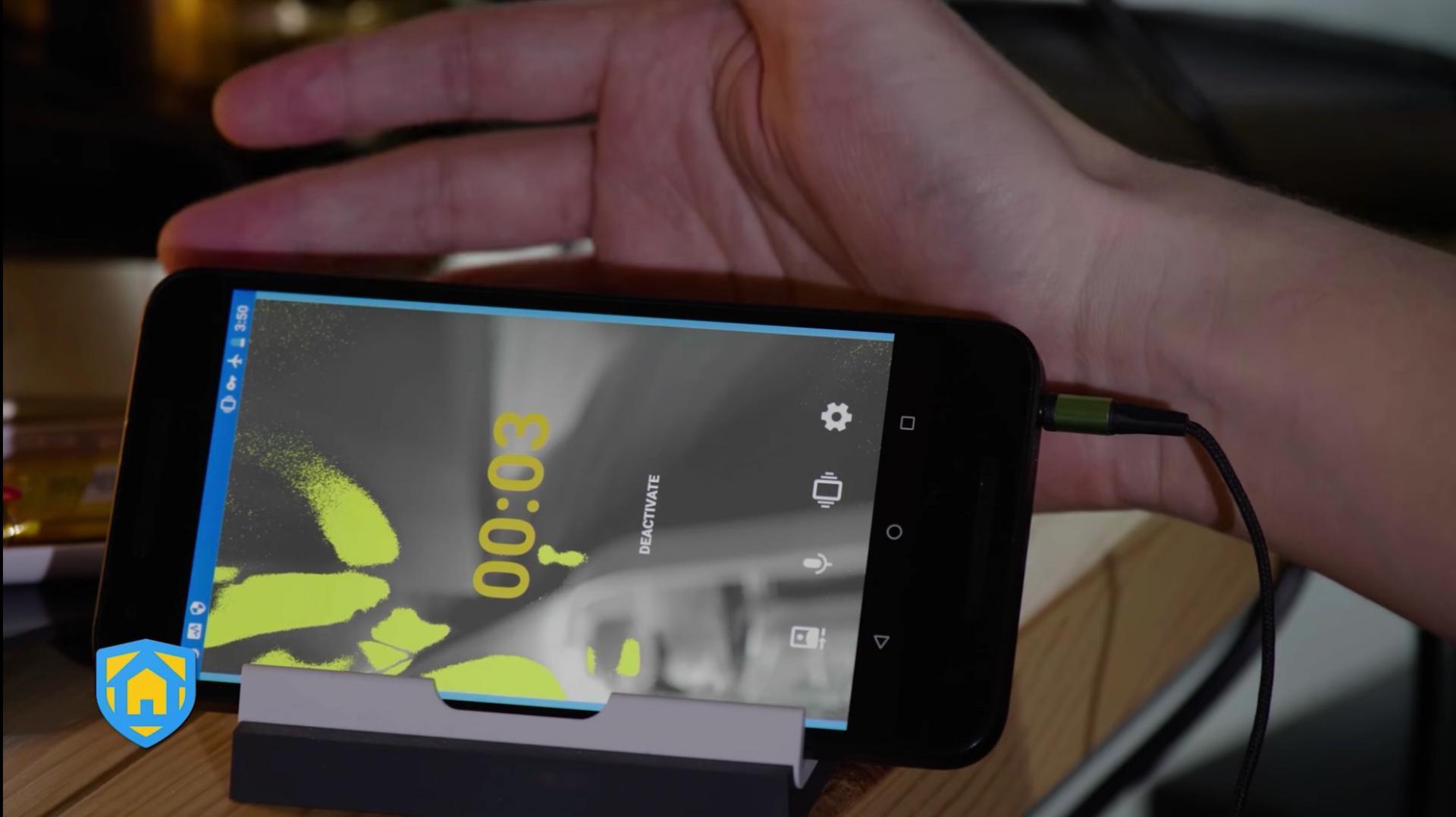L' App di Edward Snowden che trasforma lo smartphone in un sistema di sicurezza
