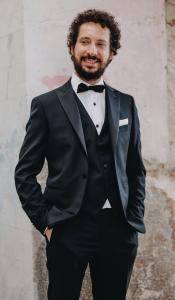 Real Estate Marco Locurcio, referente operativo per il progetto dell'Area Structuring di Sorgente Group